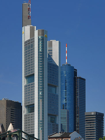 Fotos Commerzbank mit Maintower | Frankfurt am Main