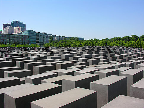 Holocaust-Mahnmal Fotos