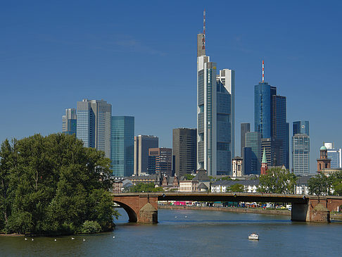 Foto Eurotower - Frankfurt am Main
