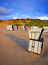länge sylter strand